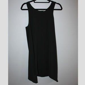 Leith Black Swing Dress